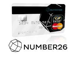 Die Number26 ist als Kreditkarte ohne Gebühren in den USA und weltweit nutzbar