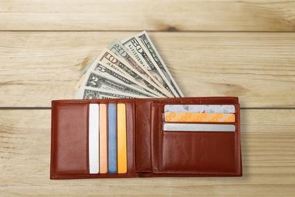 Bargeld in den USA? Statt auf Cash setzen die Amerikaner lieber auf Kreditkarte
