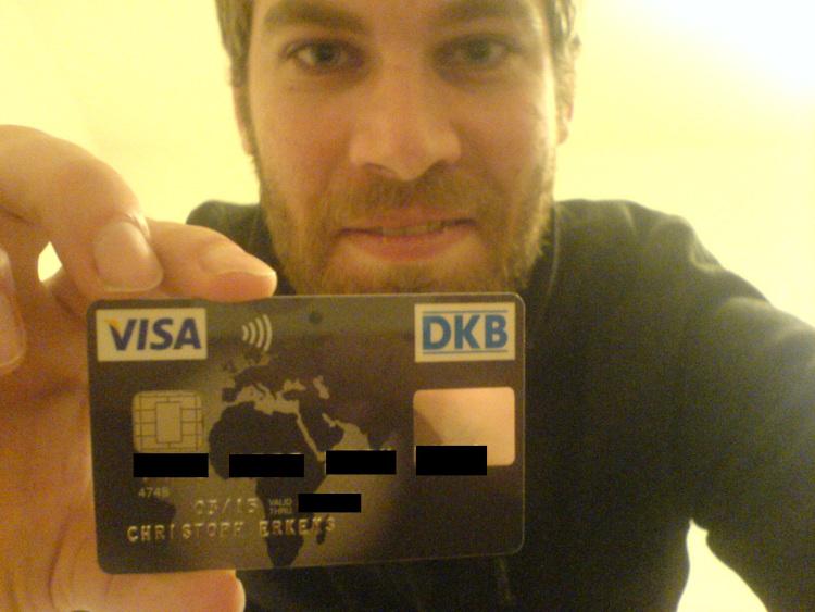 DKB Kreditkarte: Mein Tipp für junge Menschen für die USA